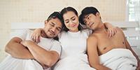 Hármas szex féltékenység nélkül?